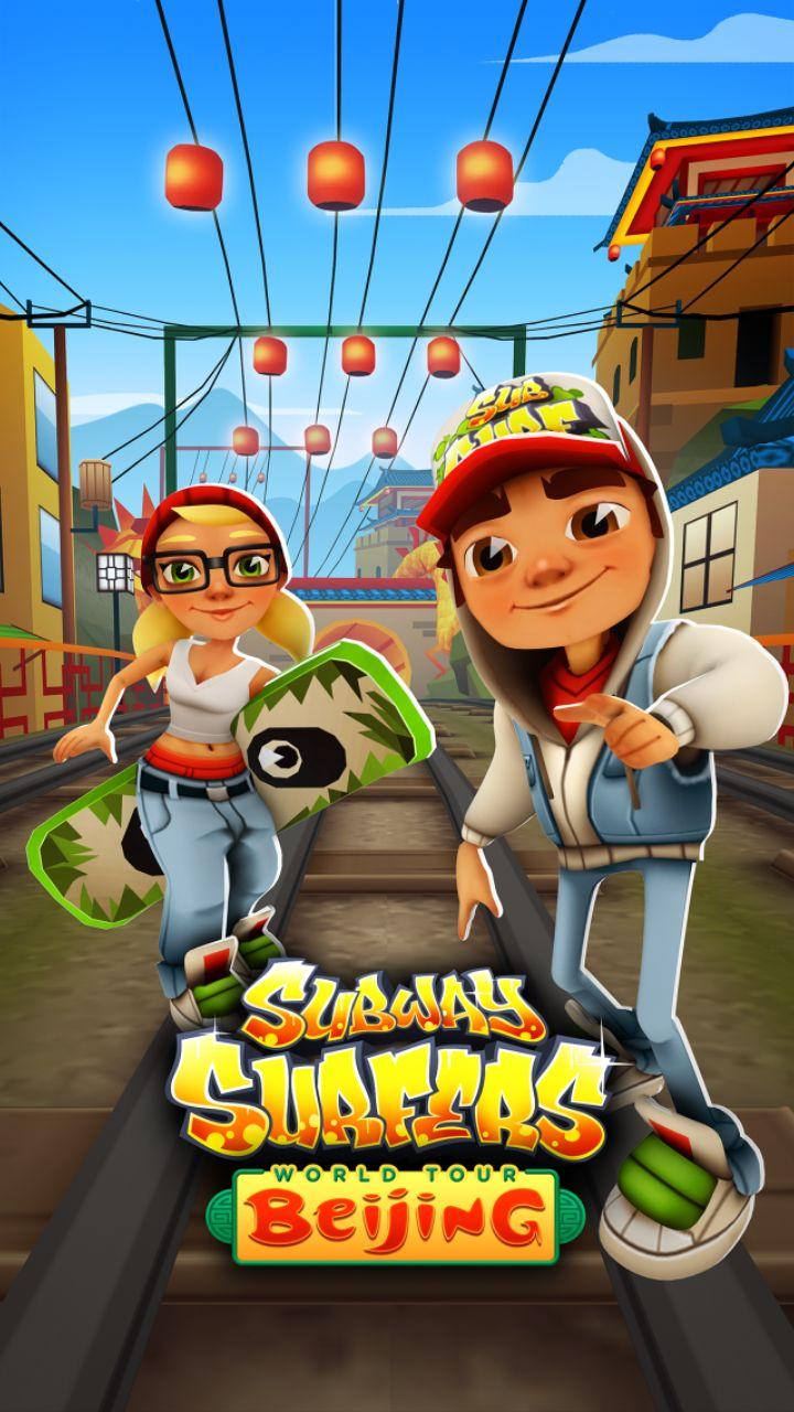 #Subway Summers beijing #games #mobilegames