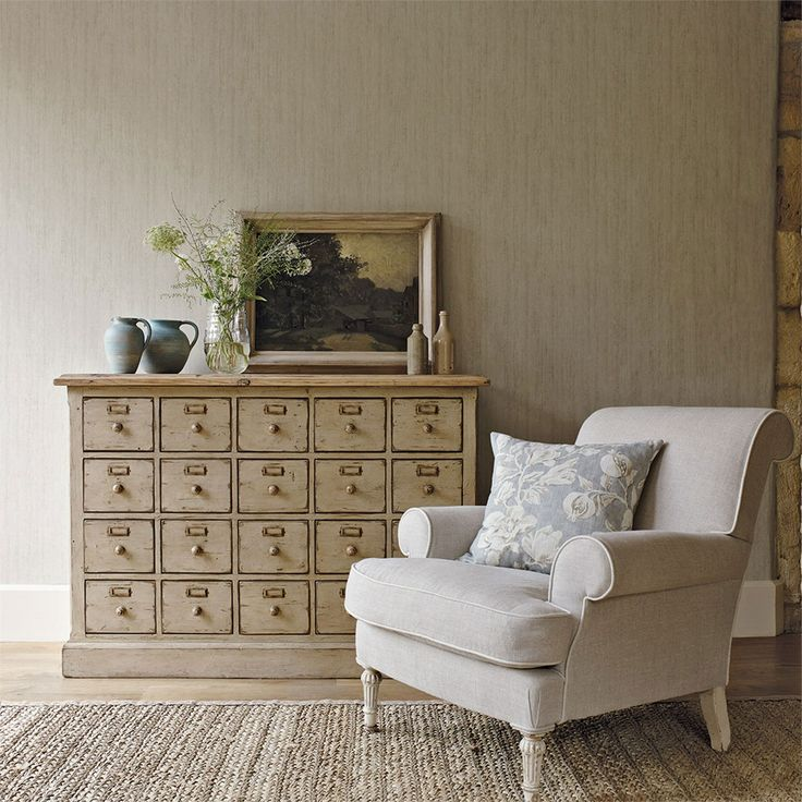 Sanderson - Traditional to contemporary, high quality designer fabrics and wallpapers | Products | British/UK Fabric and Wallpapers | Wildwood (DWOW215692) | Woodland Walk Wallpapers