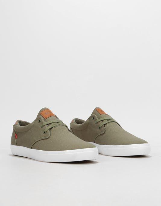 Globe Willow Burnt Olive Sneaker Skater Chaussures