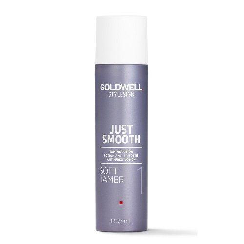 Goldwell Stylesign Smooth Soft Tamer Plaukus tramdantis losjonas 75ml