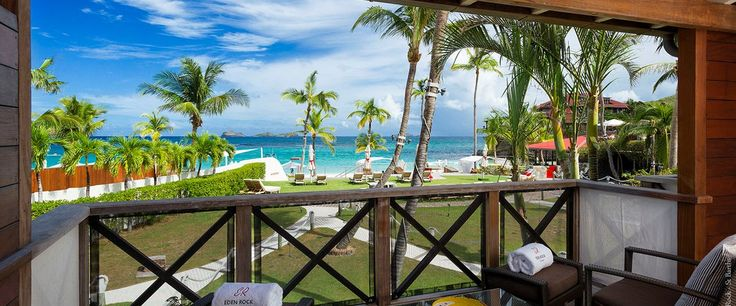 The Top Ten Luxury Hotels In The Caribbean #3 - Eden Rock - St Barths, St. Jean, St. Barthelemy