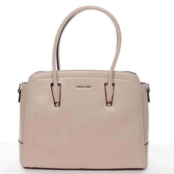 Luxusní dámská kabelka David Jones, pro ženy, které nechtějí splynout v davu.