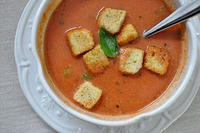 tomato pesto soup   Soup   Pinterest