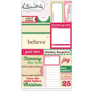 Be Merry - Cutouts :: Be Merry :: By Collection :: Elle's Studio Tags :: Elle's Studio