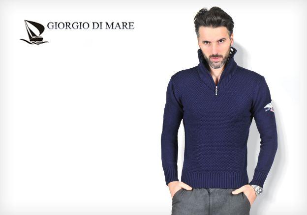 Giorgio Di Mare è un brand internazionale che dal 1979 propone capi apprezzati negli ambienti esclusivi dello yachting e del polo. In un perfetto mix di creatività e innovazione, l'attenzione all'unicità e all'esclusività si fonde con la qualità e l'artigianalità dello stile italiano.