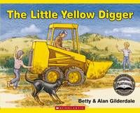 """""""In the next door garden they were digging out a drain, when the weather turned quite nasty, and it poured and poured with rain..."""" I can still recite this whole book by heart because my kids demanded it so often. Gloriously funny and a joy to read aloud."""