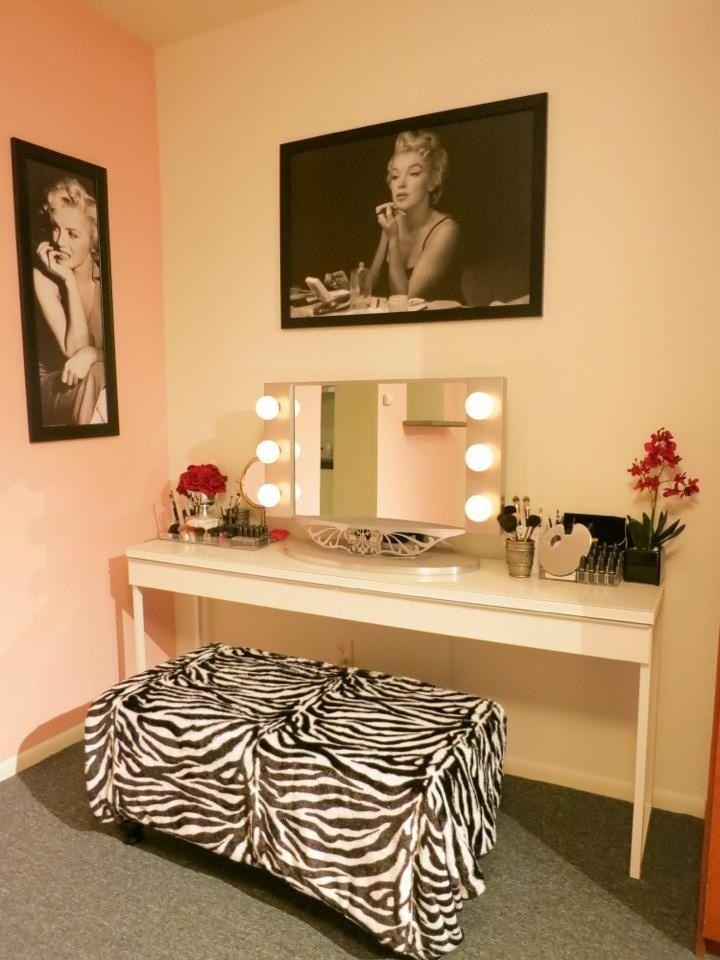 128 best Penteadeiras images on Pinterest | Makeup tables, Vanity ...
