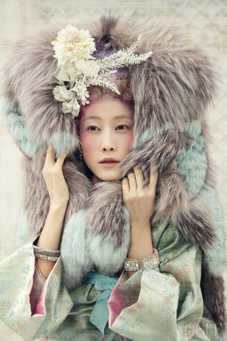 Modern Hanbok #style | Vogue Korea
