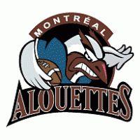 Logo of Alouettes de Montreal