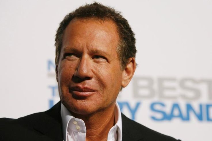 """Garry Shandling's official cause of death revealed.  Garry Shandling attends the party for the release of the DVD """"Not Just the Best of The Larry Sanders Show"""" in 2007."""