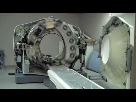 Dr. Findley & The 64 Slice CT Scanner At Jamestown Hospital
