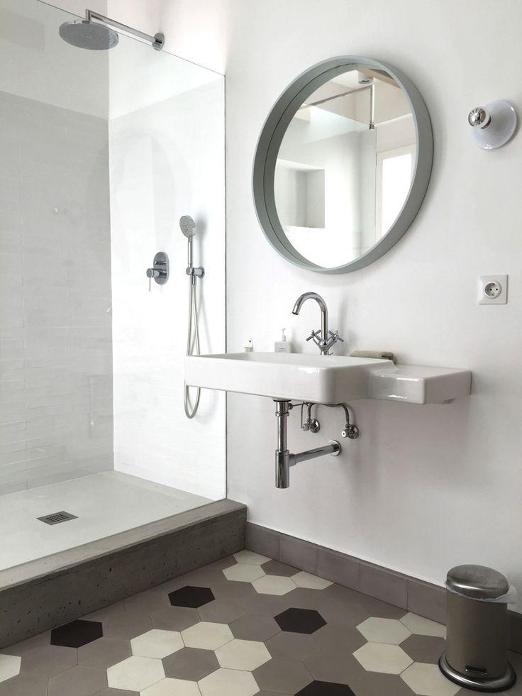 As 20 melhores ideias de Badezimmer zementfliesen no Pinterest - fliesenmuster für badezimmer