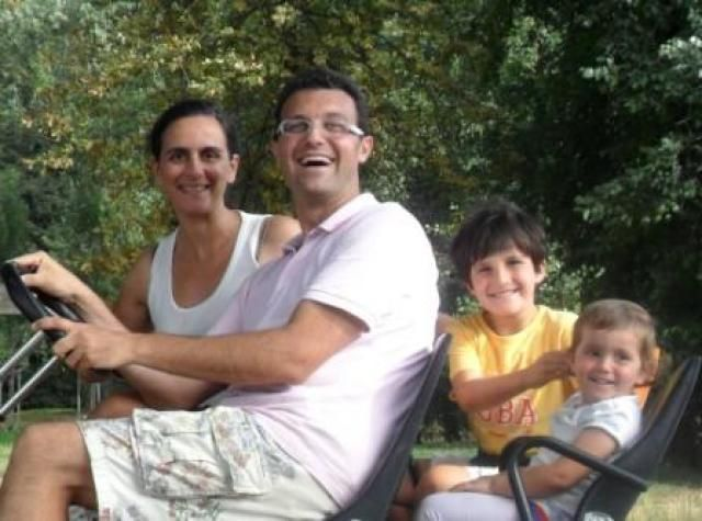 Host family Italy, Rome - homestay host Giovanni and Federica