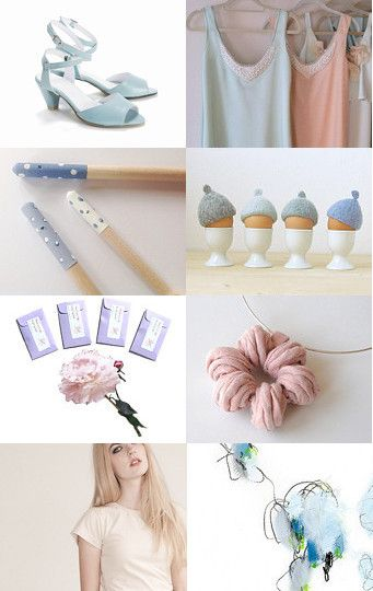 Pastels by Aliquid on Etsy--Pinned with TreasuryPin.com