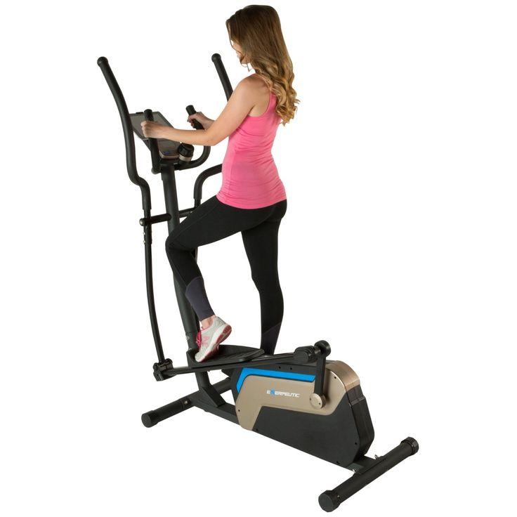 Exerpeutic 4000 Elliptical Treadmill Review.