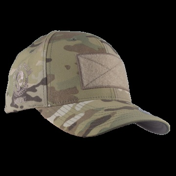 Black Palm Hat--Multicam--I love hats and this one is awesome. Material is high end