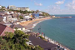 Ventnor Beach, Isle of Wight