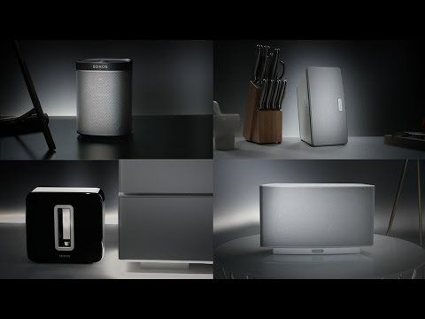 I think this is a good end-game solution for home audio.  ]Sonos | HiFi Wireless Speakers & Home Audio Systems