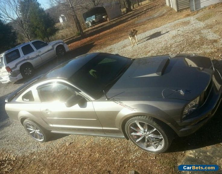 2005 Ford Mustang Base Coupe 2-Door #ford #mustang #forsale #unitedstates