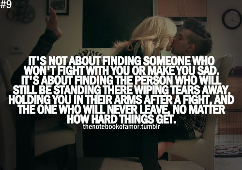 love the notebook quotes. this one is very true. often times relationships deteriorate because they don't work things out.