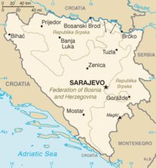 Bosnia and Herzegovina - Wikipedia