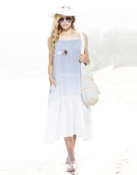 PAVEMENT BRANDS - ALICE OMBRE DRESS