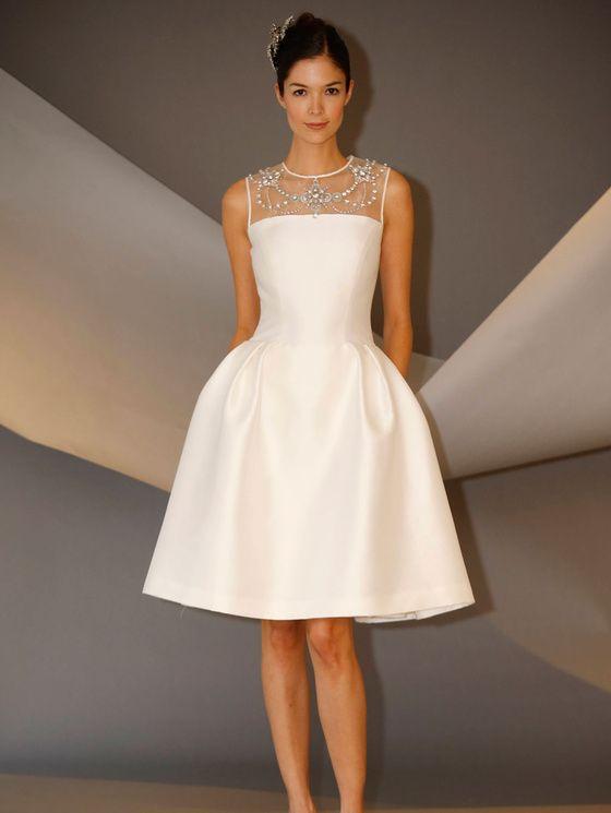 Mariées pour l'été ! Les plus belles robes de la Bridal Week   Vanity Fair