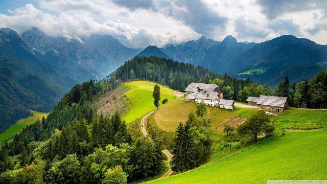 BabyWorld :Mountain countryside