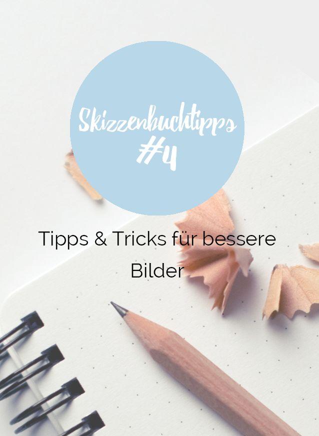 Skizzenbuchtipps: 5 Tipps und Tricks für bessere Zeichnungen & wie man sich beim Zeichnen verbessert