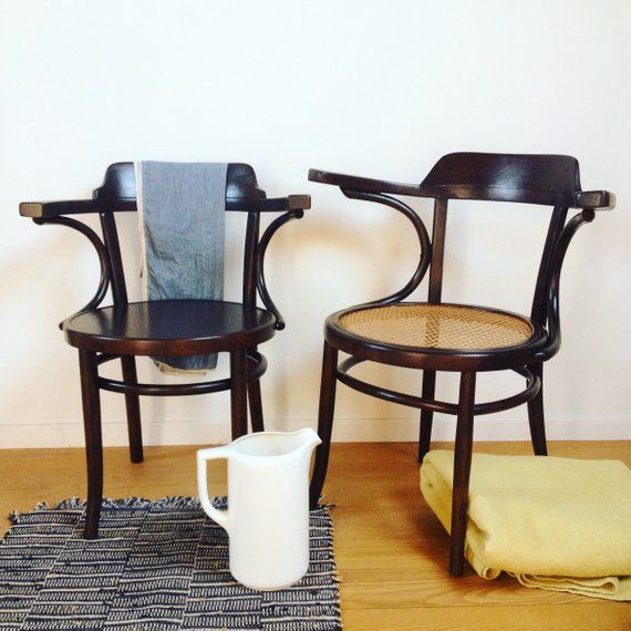 Design Stoelen 2e Hands.Thonet Chairs Over A 100 Years Old But In Excellent Shape For