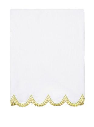52% OFF Designers Guild Chiaroscuro Flat Sheet (White)