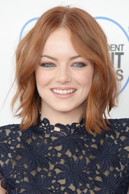 10 Celebrities Who Aren T Natural Redheads Hair Color