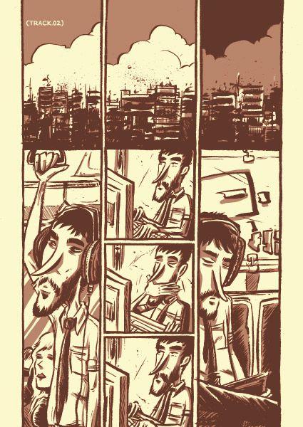 Common Comics #4: Mr. DANKO ISBN: 978-960-6807-06-0 / Νοέμβριος 2008 / 52 σελίδες / Tιμή: 6,5 €  Το Common Comics είναι ο προσωπικός τίτλος comics του Παναγιώτη Πανταζή.