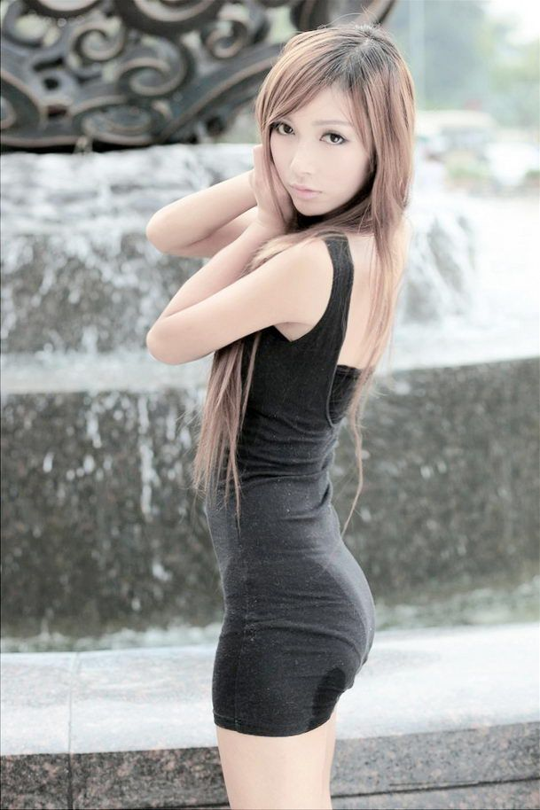 Cute Chinese Ladyboy