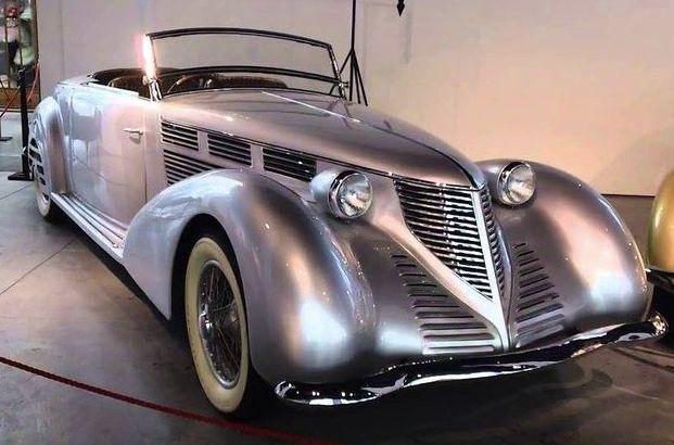 1939 Lancia Astura Convertible Pinin Farina 'Malaga'