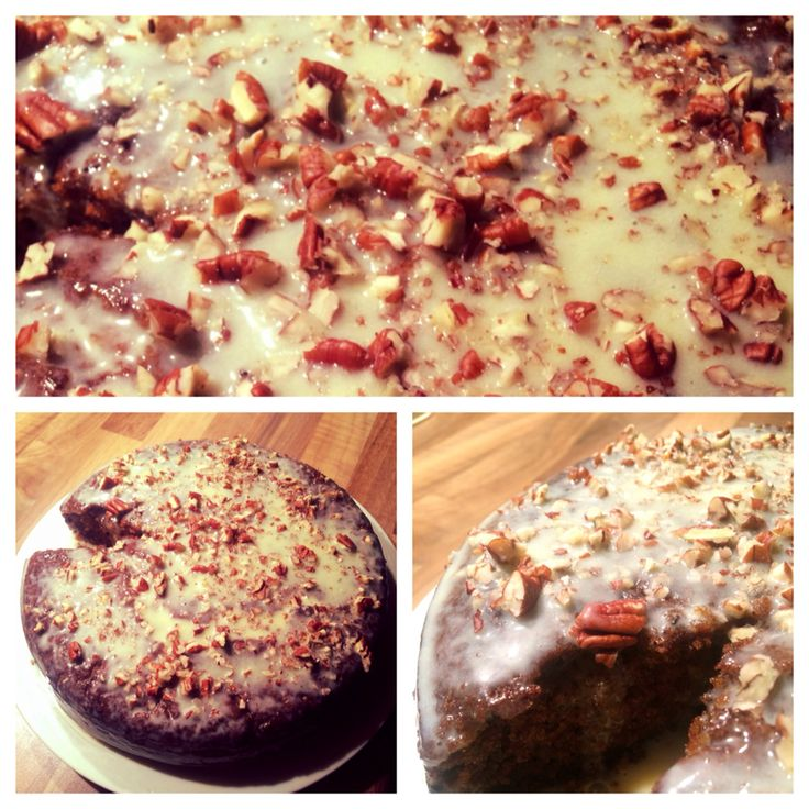 Carrot cake with Pecans and White Chocolate - Thermomix recipe. Absolutely delicious