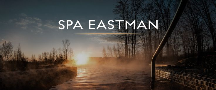 Nestled on 326 acres of land and forest, facing Mont Orford in the Eastern Townships, Canada, Spa Eastman offers pampering for both the body and the spirit
