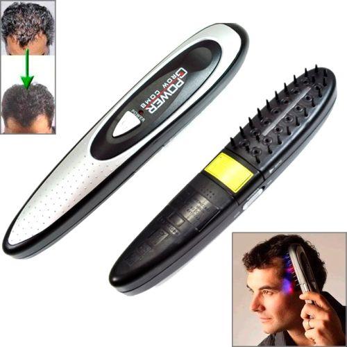 Laser Hair Growth Massage Comb