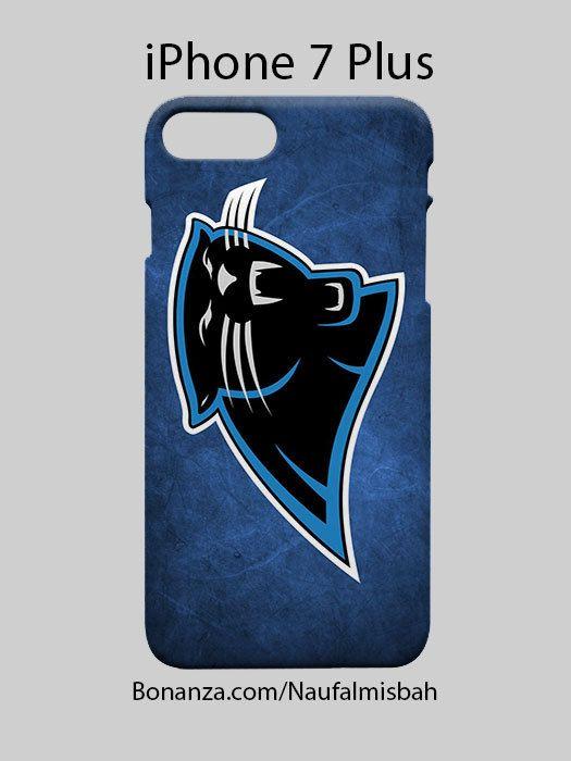 Carolina Panthers Custom iPhone 7 PLUS Case Cover Wrap Around