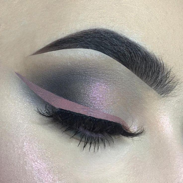 Best 25+ Grey makeup ideas on Pinterest | Grey eyeshadow, Sexy ...