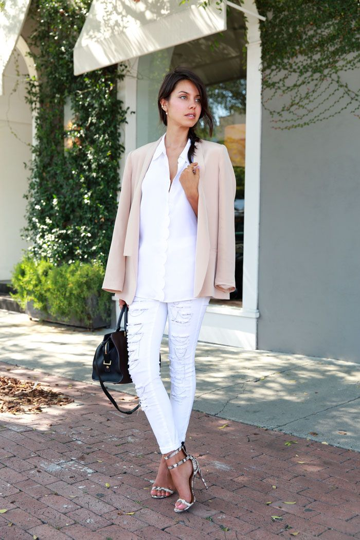 25 Stylish Ways to Pull Off Pastels in the Fall ...
