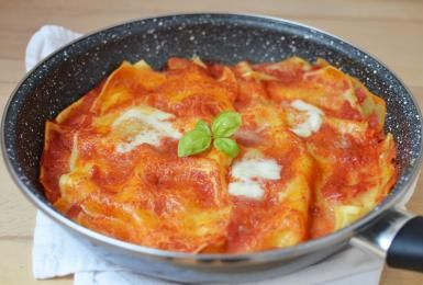 30-Minute Stovetop Lasagna (Lasagne in padella): No-Bake, Stovetop Lasagna (Lasagne in padella)