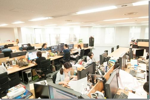Monolith Soft's Kyoto Studio
