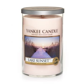 Lake Sunset™ Scented Candle : Large Tumbler (2-wick) : Yankee Candle