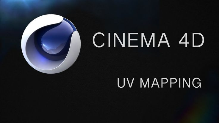 Cinema 4D Tutorial: UV Mapping
