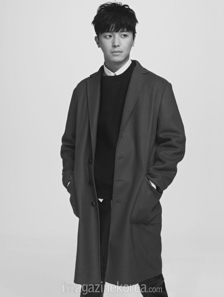 Yun Woo Jin - Harper's Bazaar Magazine October Issue '14
