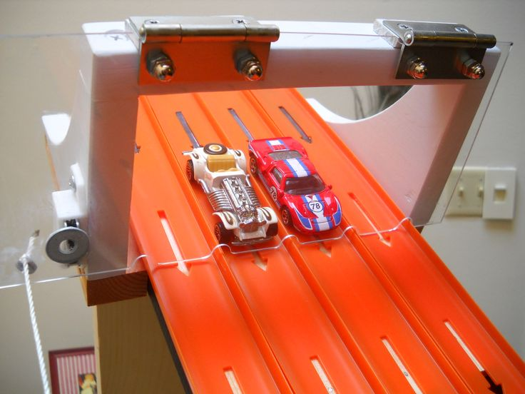 START GATES! Diy toys car, Hot wheels, Diy toys