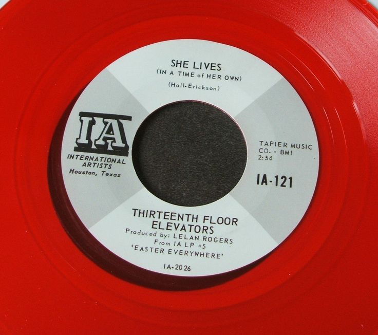 17 best images about 13th floor elevators 45 rpm ep on for 13 th floor elevator