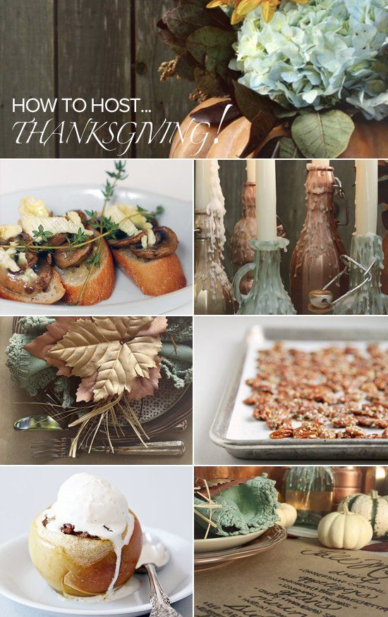 The Ultimate Guide to Hosting Thanksgiving