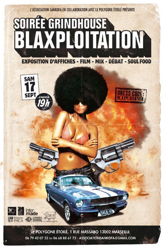 Blaxploitation,poster,girl,black,gun,car